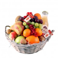 Fruitmand Luxe bezorgen in Dordrecht