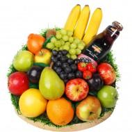Klassieke fruitschaal groot bezorgen in Wolphaartsdijk