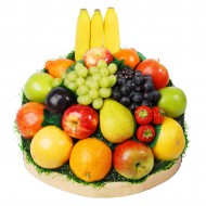 Klassieke fruitschaal middel bezorgen in De Bilt,