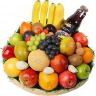 Klassieke fruitschaal super bezorgen in Huis ter Heide